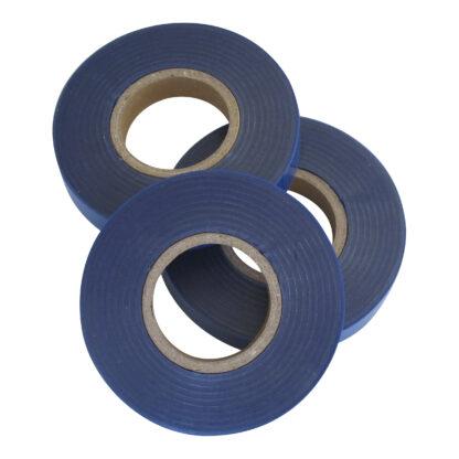 Blå tape til bindetang